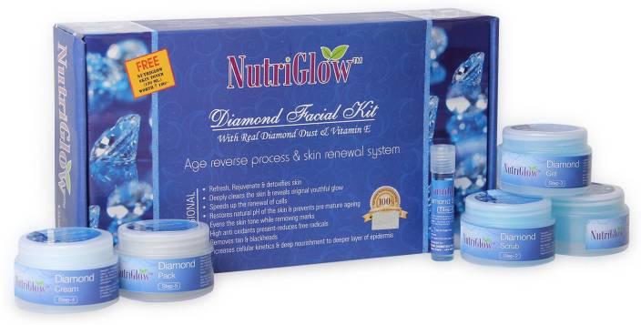Buy Nutriglow Diamond Facial Kit  online Australia [ AU ]