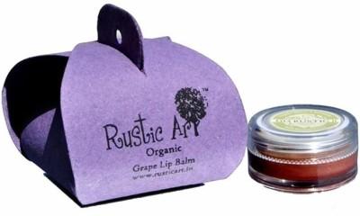 Buy Rustic Art - Organic Lip Moisturiser ( Grape ) online Malasiya [ MY ]