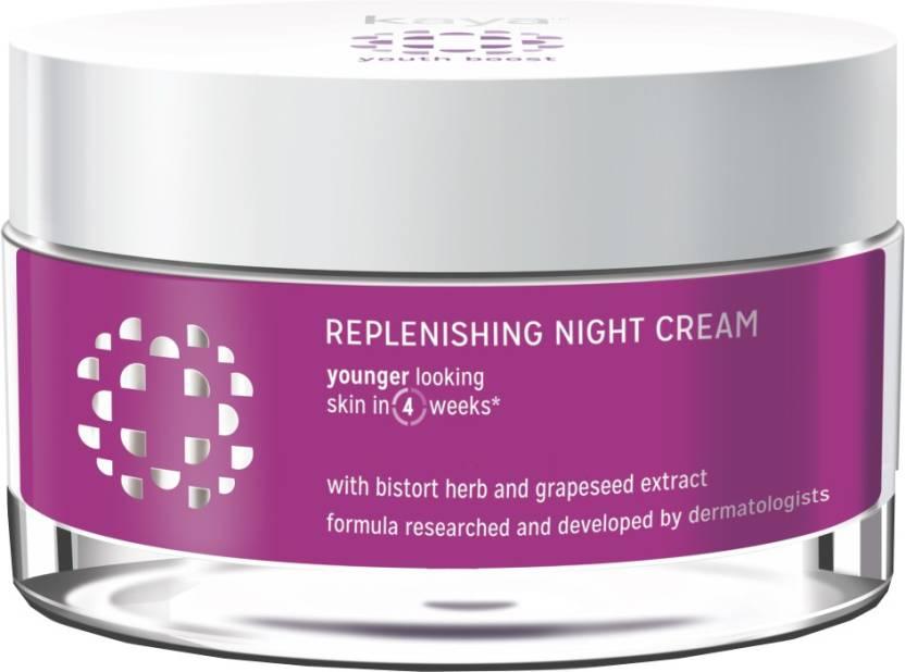 Buy Kaya Skin Clinic Replenishing Night Cream online New Zealand [ NZ ]