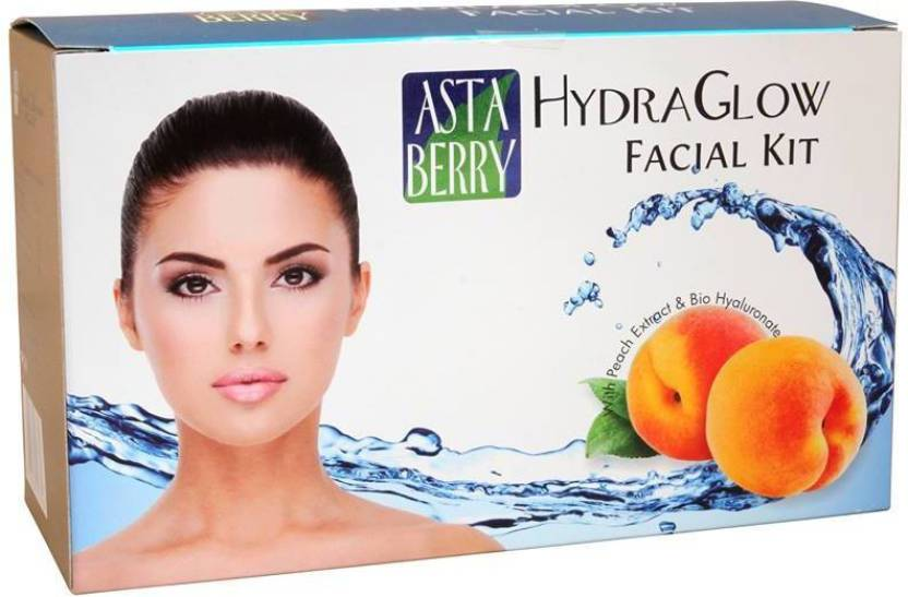 Buy Astaberry Hydraglow Facial Kit online United States of America [ USA ]