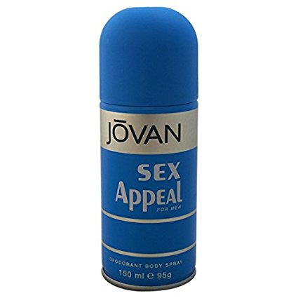 Buy Jovan Men Deodorant Sex Appeal online Germany [ DE ]