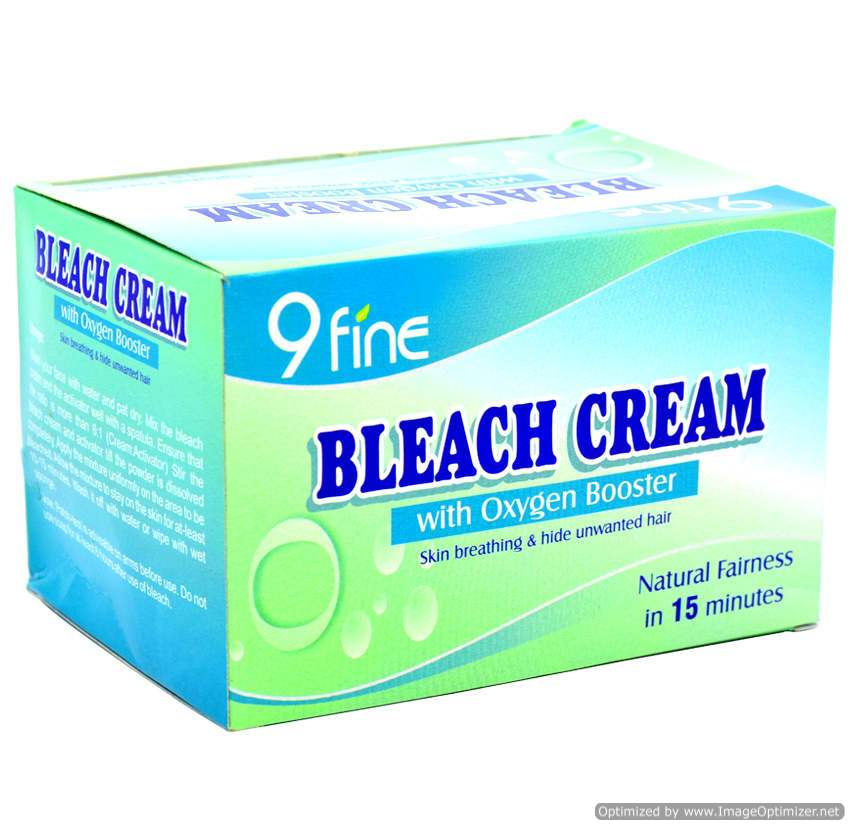 Buy 9Fine Bleach Cream with Oxygen Booster online United States of America [ USA ]