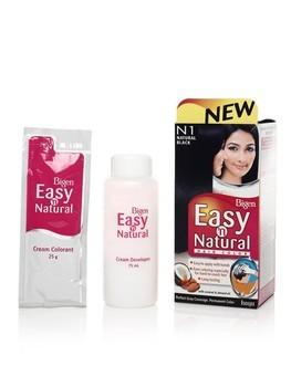 Buy Bigen Women Easy N Natural Hair Colour Kit Natural Black N1 online Malasiya [ MY ]