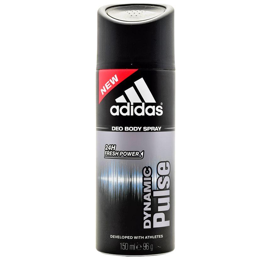 Buy Adidas Dynamic Pulse Deodorant Body Spray For Men online Australia [ AU ]
