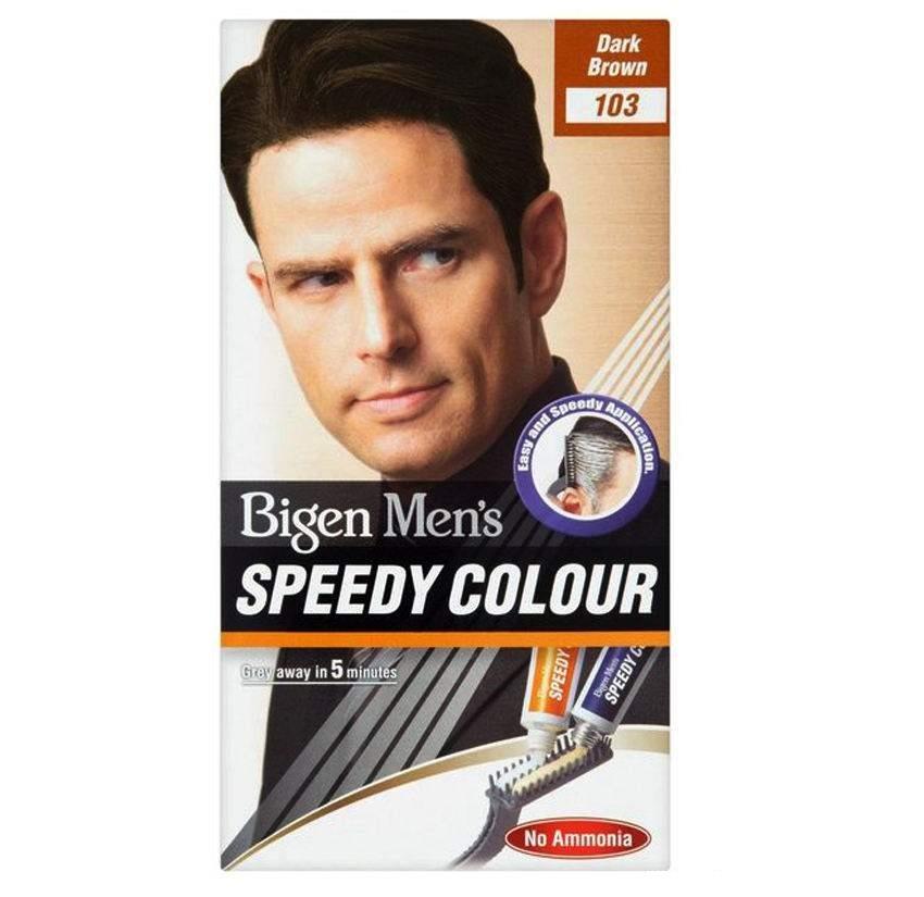 Buy Bigen Men S Speedy Color - Dark Brown online Switzerland [ CH ]