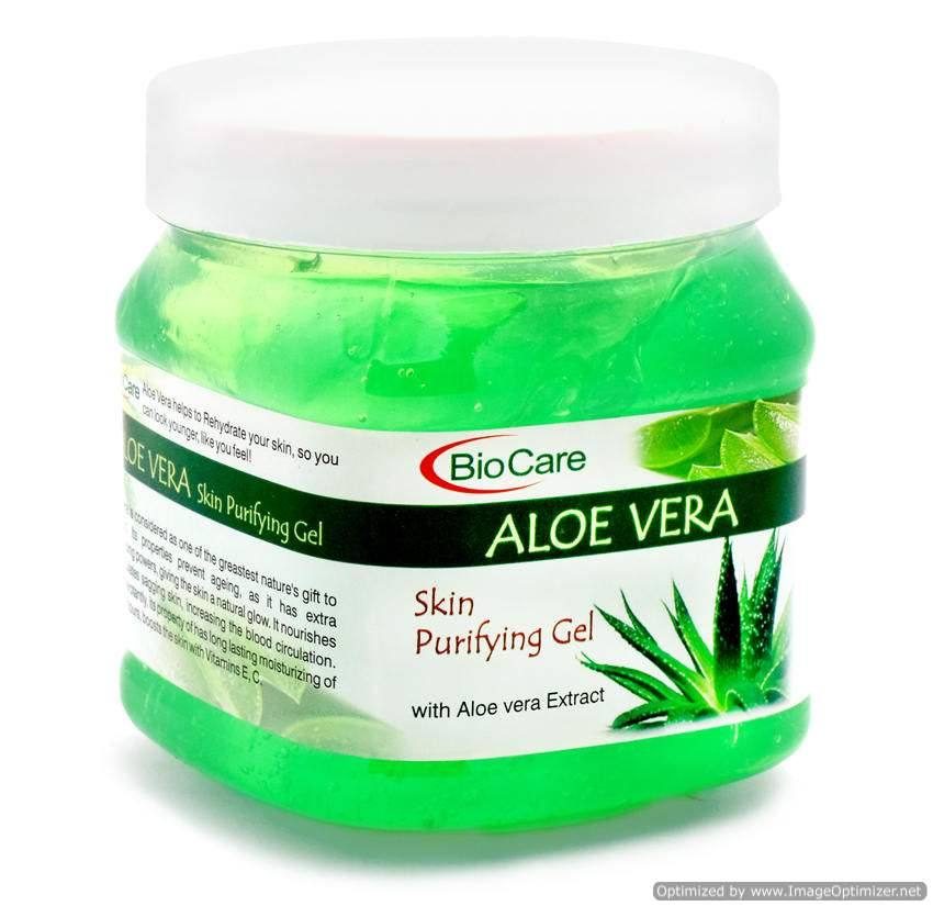 Buy BioCare Aloe Vera Skin Purifying Gel online New Zealand [ NZ ]