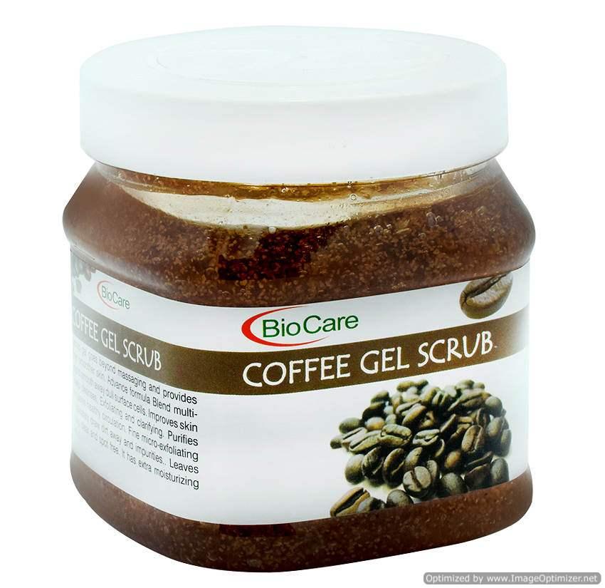 Buy BioCare Coffee Gel Scrub online Nederland [ NL ]