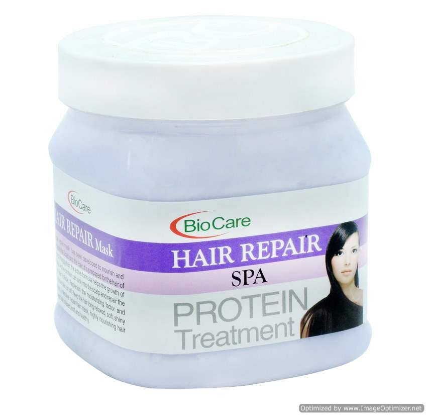 Buy BioCare Hair Repair Spa Protein Treatment online Nederland [ NL ]