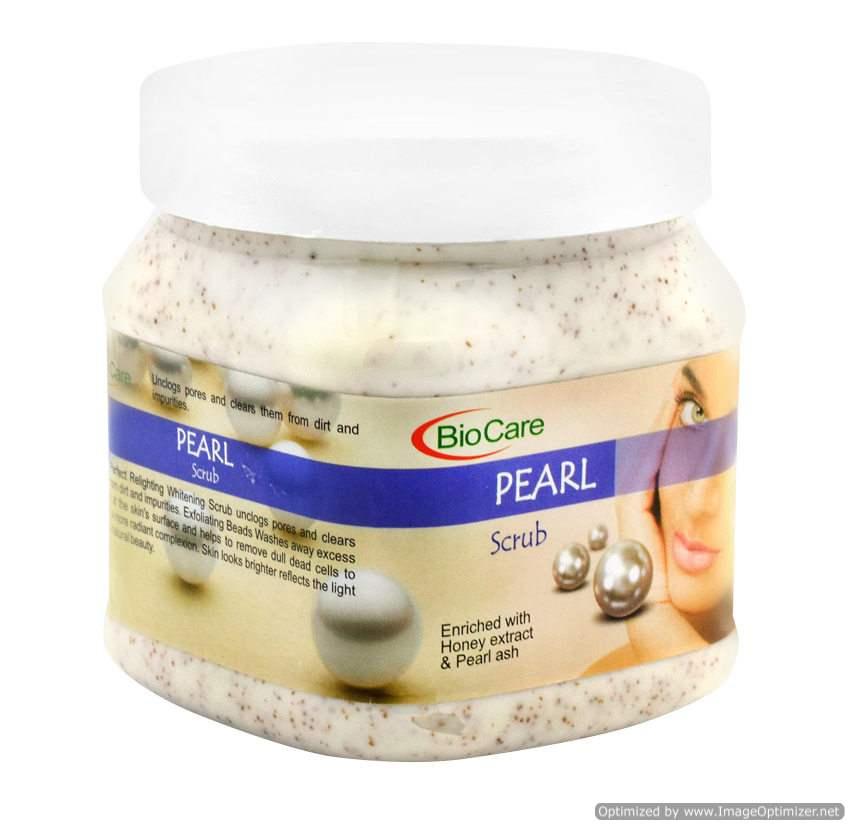 Buy BioCare Pearl Scrub online Singapore [ SG ]