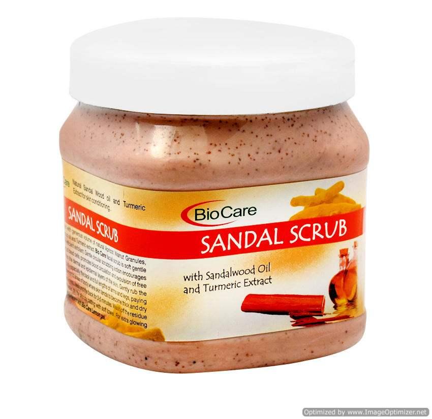 Buy BioCare Sandal Scrub online Nederland [ NL ]