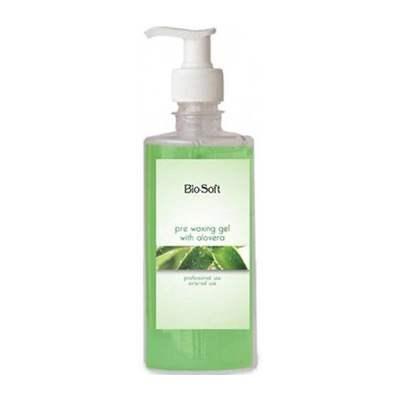 Buy Biosoft Prewaxing Gel with Aloevera Wax online Singapore [ SG ]
