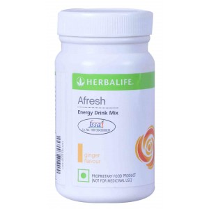 Buy Herbalife Afresh Energy Drink Ginger online Belgium [ BE ]
