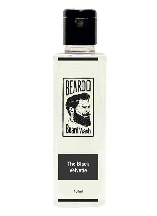 Buy Beardo The Black Velvette Beard Wash ( Pack of 2 ) online Singapore [ SG ]
