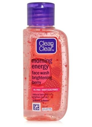 Buy Clean & Clear Morning Energy Face Wash - Brightening Berry online Malasiya [ MY ]