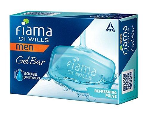 Buy Fiama Di Wills Men Refreshing Pulse Gel Bar online Malasiya [ MY ]