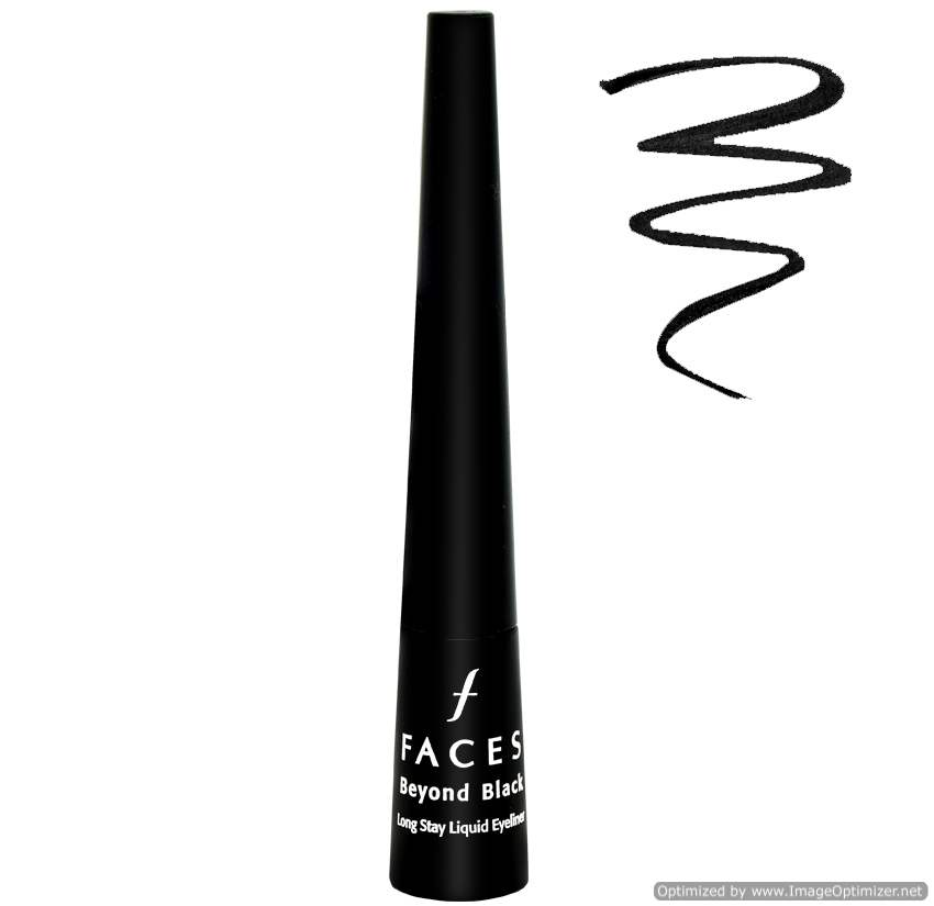 Buy Faces Beyond Black Long Lasting Eyeliner online Switzerland [ CH ]