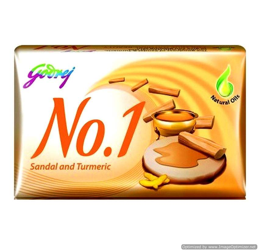 Buy Godrej No1 Sandal and Turmeric Soap online New Zealand [ NZ ]