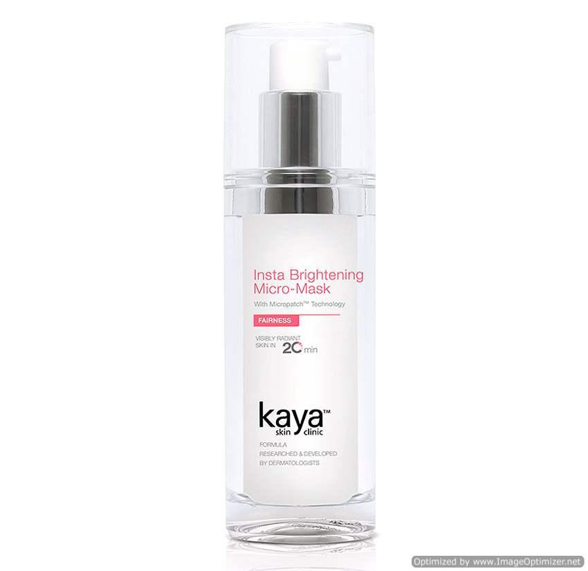 Buy Kaya Skin Clinic Insta Brightening Micro-Mask online Australia [ AU ]