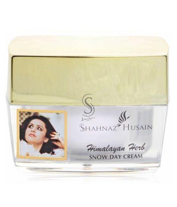 Buy Shahnaz Husain Himalayan Herb Snow Day Cream Online MY