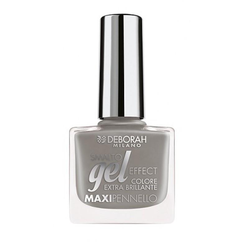 Buy Deborah Gel Effect Nail Enamel- 44 Dark Grey online United States of America [ USA ]