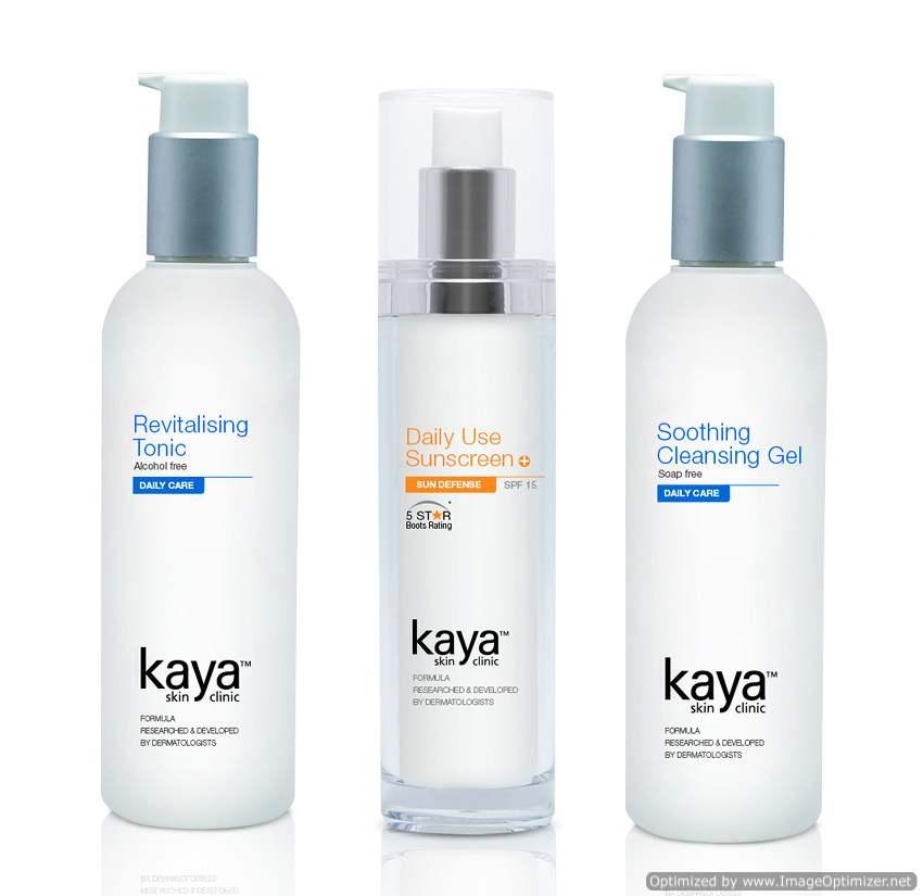 Buy Kaya Skin Clinic Skin Health Routine online Nederland [ NL ]