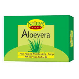 Buy Nature's Essence Aloevera Moisturizing Bar With Aloe Vera Extract online United States of America [ USA ]