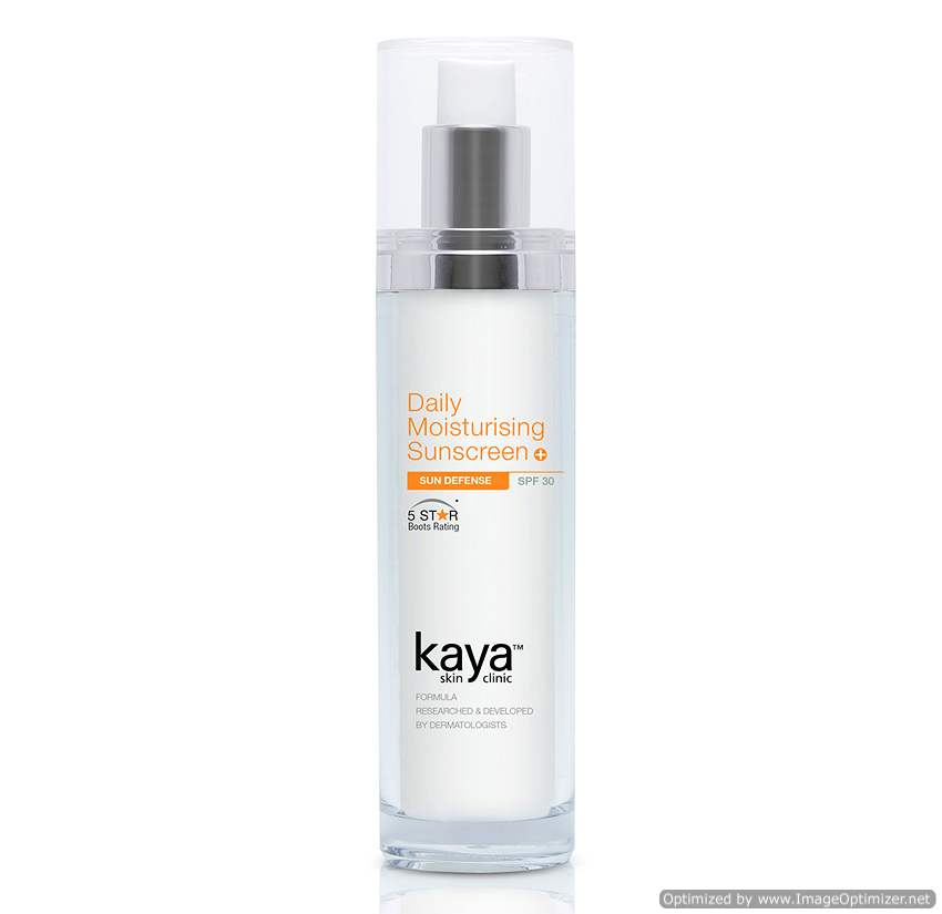 Buy Kaya Skin Clinic Daily Moisturizing Sunscreen Spf30 online United States of America [ USA ]