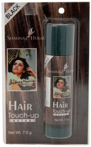 Buy Shahnaz Husain Hair Touch-Up Plus (Black) online United States of America [ USA ]