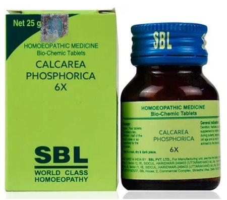 Buy SBL Calcarea Phosphorica 6X online Australia [ AU ]