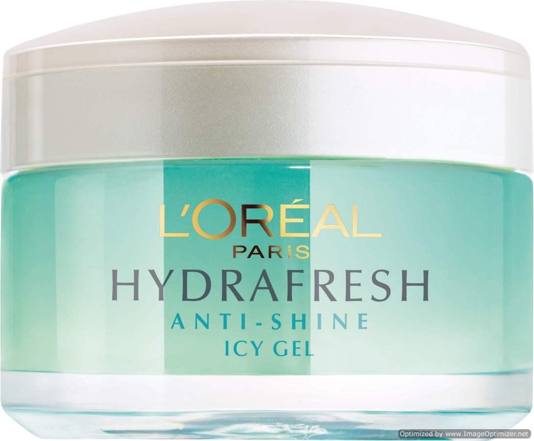 4c50ada3f26 Buy LOreal Paris Hydrafresh Anti Shine Icy Gel online Australia [ AU ]