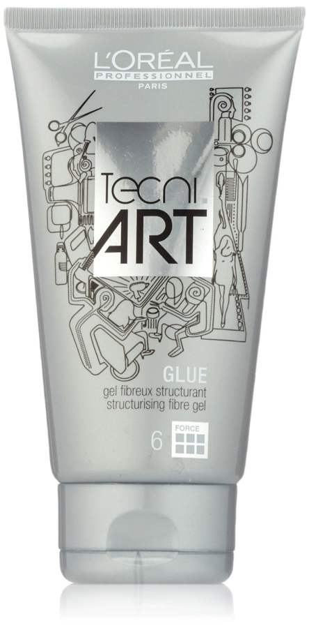Buy LOreal Professionnel tecni art Force 6 Glue Fibre Gel online Australia [ AU ]