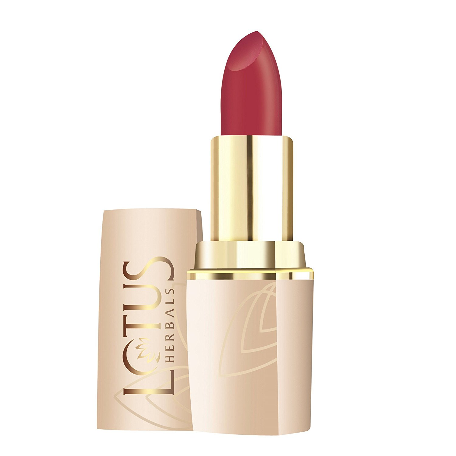 Buy Lotus Make-up PURE COLORS MATTE LIP COLOR - Endless Red online Singapore [ SG ]
