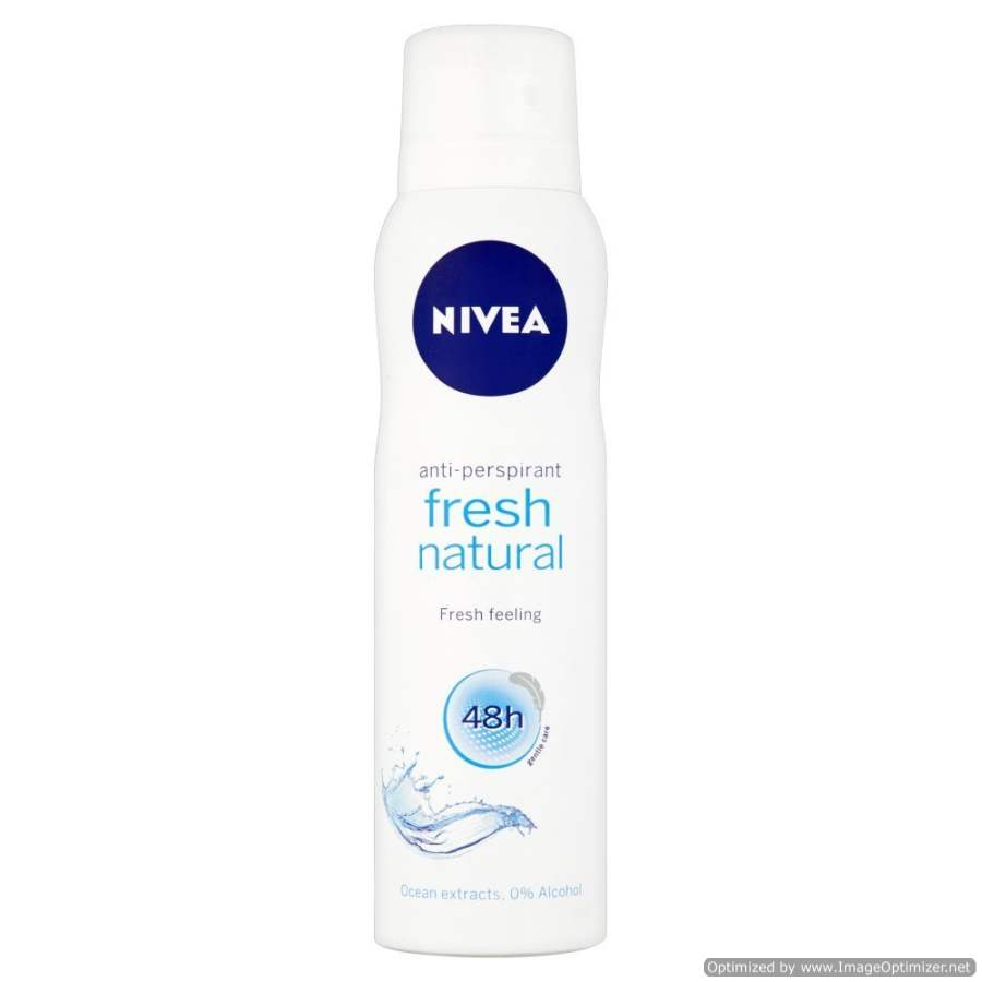 Buy Nivea Fresh Natural 48h Deodorant online Switzerland [ CH ]
