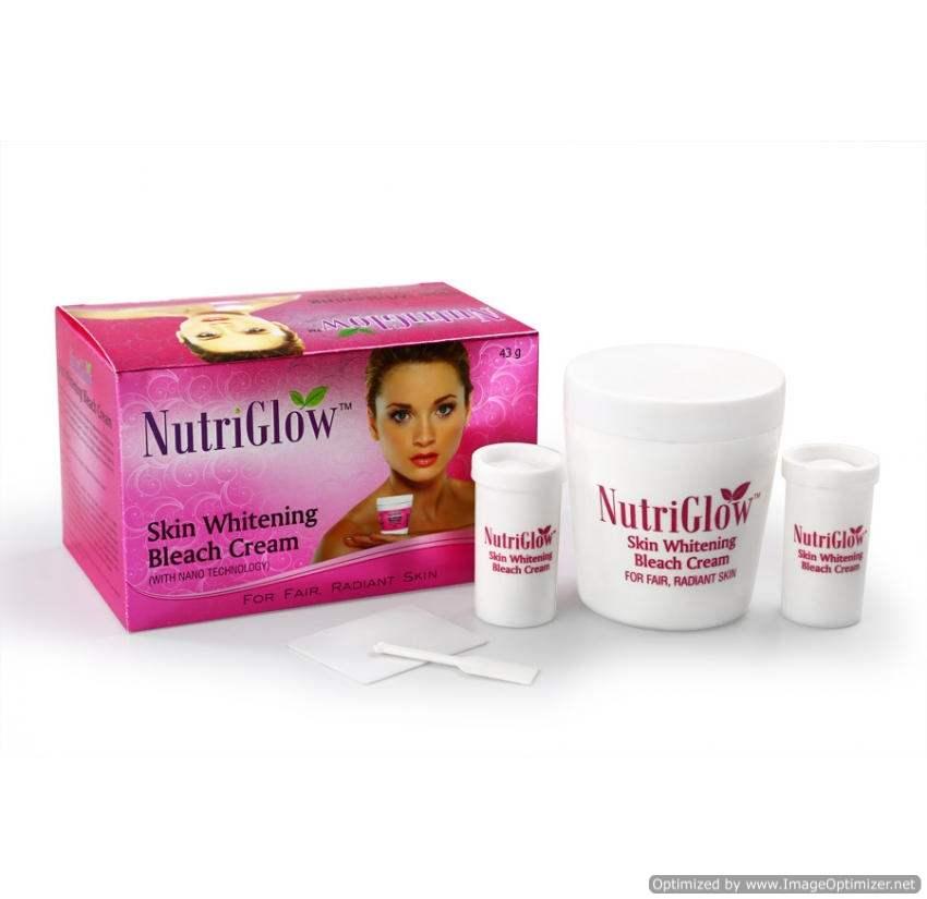 Buy NutriGlow Skin Whitening Bleach Cream online United States of America [ USA ]