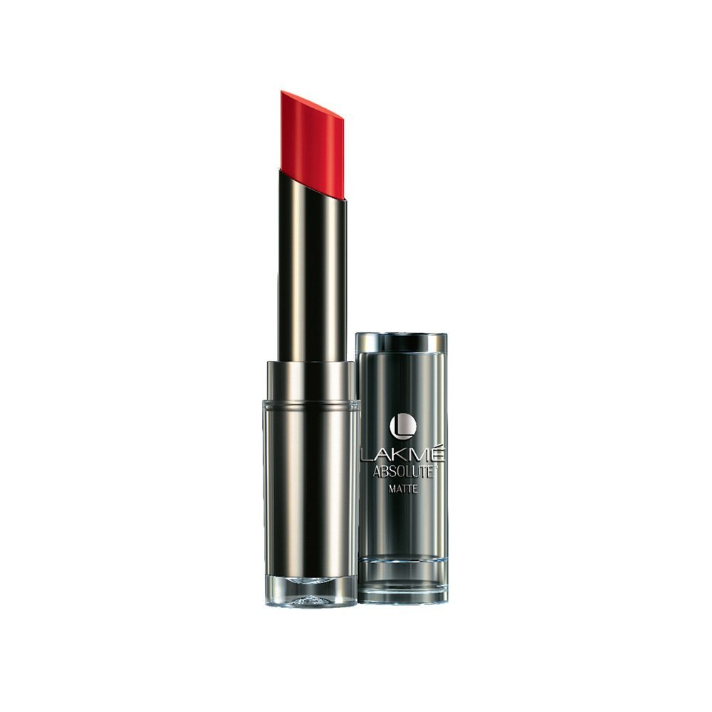 Buy Lakme Absolute Sculpt New Hi Definition Matte Lipstick Red Rush online Switzerland [ CH ]