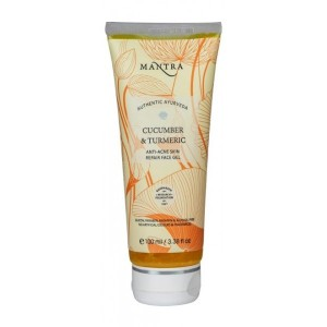Buy Mantra Cucumber & Turmeric Anti - Acne Skin Repair Face Gel online United States of America [ USA ]