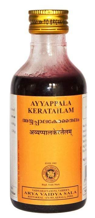 Buy Kottakkal Ayurveda Ayyappalakera Thailam online United States of America [ USA ]
