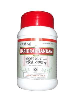 Buy Kottakkal Ayurveda Haridrakandam online United States of America [ USA ]