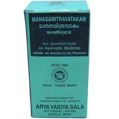 Buy Kottakkal Ayurveda Manasamithra Vatakam online Nederland [ NL ]