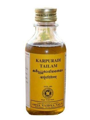 Buy Kottakkal Ayurveda Karpuradi Tailam online Singapore [ SG ]
