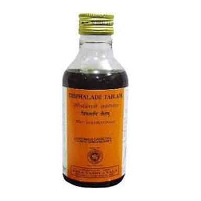 Buy Kottakkal Ayurveda Triphaladi Oil online New Zealand [ NZ ]