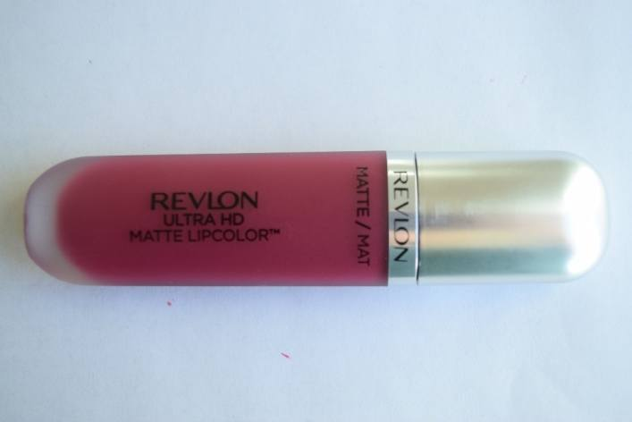 Buy Revlon Ultra Hd Matte Lip Color - Hd Addiction online Singapore [ SG ]