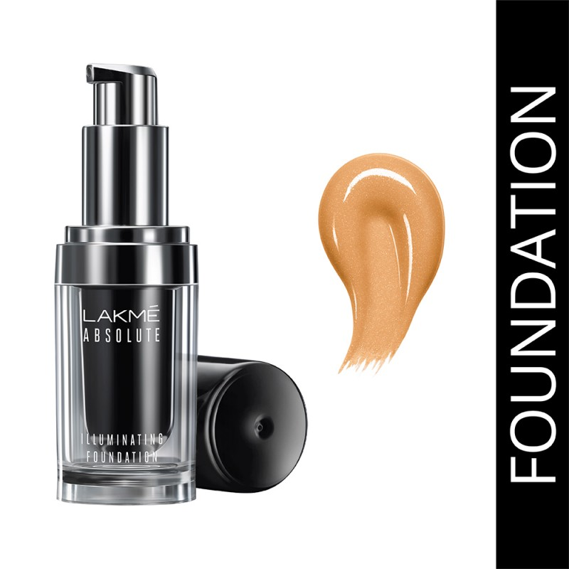 Buy Lakme Absolute Illuminating Foundation - Natural Flare online Switzerland [ CH ]