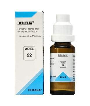 Buy Adelmar Pharma Adel 22 Renelix Drops online Australia [ AU ]