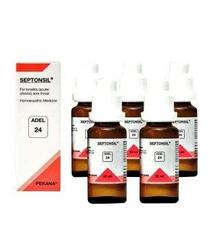 Buy Adelmar Pharma Adel 24 Septonsil Drops online New Zealand [ NZ ]