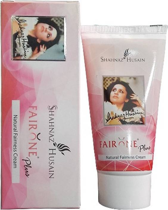 Buy Shahnaz Husain Fair One Plus Natural Fairness Cream Online MY
