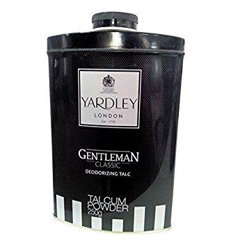 Buy Yardley Gentleman Classic Deodorizing Talc online Nederland [ NL ]