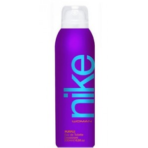 Buy Nike Basic Purple Deodorant Spray - For Women online United States of America [ USA ]