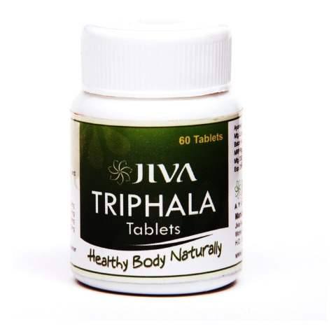 Buy Jiva Triphala Chewable Tablet online Malasiya [ MY ]