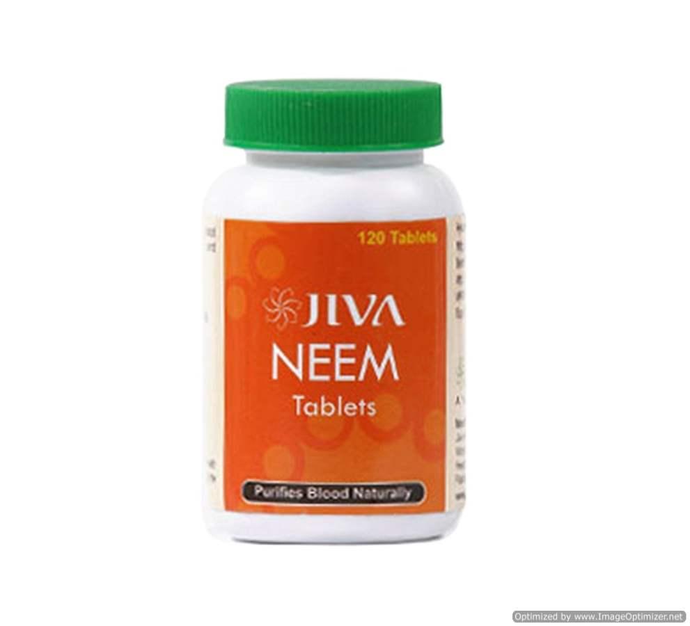 Buy Jiva Neem Tablets online Nederland [ NL ]